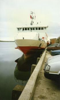HPA032  MV Varagen, pre Orkney Island Ferries