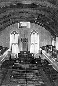 HPA315   East Kirk, interior