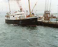 HPA316   MV Orcadia. Kirkwall?
