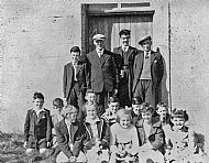HPA321   Rusness Kirk Sunday School, 1958?