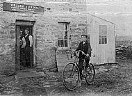 HPA358   Tulloch's shop, Quivals, c.1900