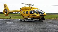 HPA373   Scottish Air Ambulance Service: New Helicopter. 11th July 2015