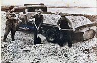 HPA051   Shell sand gathering Start c.1946