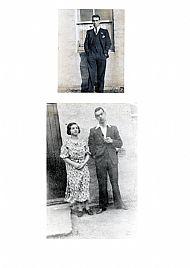 HPA161   Minna & John Hay  (sister & brother)