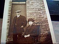 HPA768   James and Ann Sinclair Alexander, Hermisgarth
