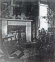 HPA096 Geramount House, Interior