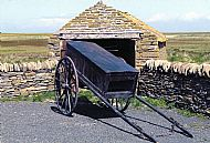 HPA101   The Hearsie Hut and North End Hearse