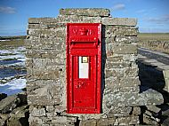 HPA364 Victorian Post Box near Ladybank