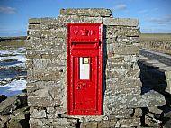 HPA364 Victorian Post Box near Ladybank