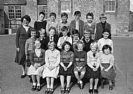 HPA208   Sanday School, Primary 3 & 4, 1960's