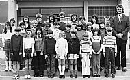 HPA322   Sanday School, Primary 5-7, 1974?