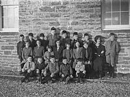 HPA327   Rusness School 1933