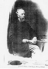 HPA399   Gilbert Millar, first teacher Burness  School