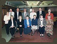 HPA596    Central School Reunion of previous class photo, c.1999