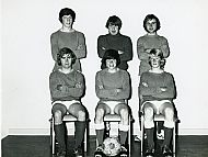 HPA092   North Isles 5-a-side Sports Champions (1973?)