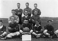 HPA318   Cross Football Team, 1935