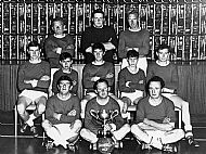 HPA319   Burness Football Team, 1968