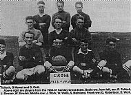 HPA341   Cross Football Team, 1933 - 1937