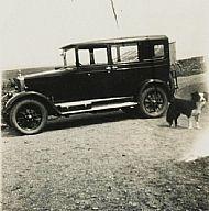 HPA574   Car at Warsetter