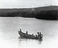 HPA125      Norwegian skiff (WWII)