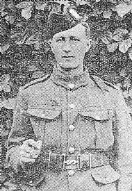 HPA303   Pte. John Moodie, H.L.I Hammarbrake Hill
