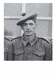 HPA323   Fraser Horne, Territorials WWII