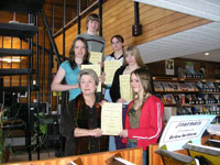 presentation of linklater awards