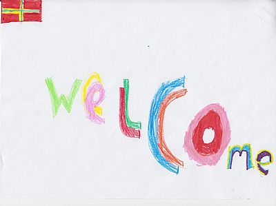 welcome picture by emma harvey