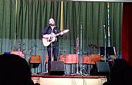 MC and performer - Findlay Napier