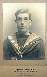 Frank Potter, d05.06.1916