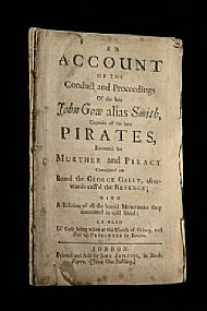 Daniel Defoe's book 'An Account...'
