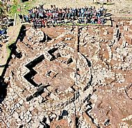 an overview of the ness of brodgar excavation