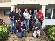 2015 Stromness Regatta Trophy Winners