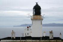 Dunnet Head Lighthouse.