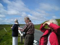 Travel Group in Shetland.