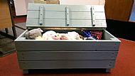 Rectangular Storage Box