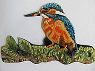 kingfisher keyholder