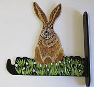 Mountain Hare Hanging Basket Bracket