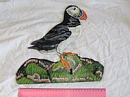 large puffin holder