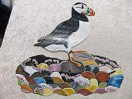 puffin holder large