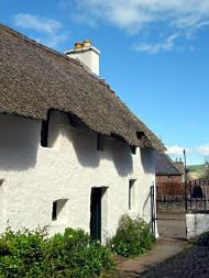 hugh miller's cottage, cromarty