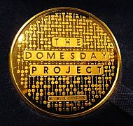 the domesday project logo