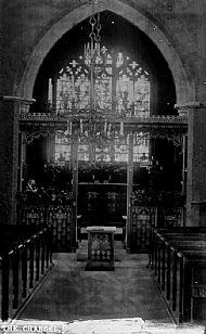 11: Plumtree Church - interior