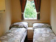 Conon twin bedroom