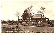 Bandstand, Victoria Park