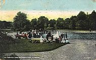 The Boating Lake, Whiteinch Park