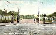 Victoria Park Gates, Whiteinch