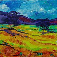 Moine Mhor/Crinan Moss. Sold
