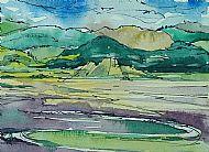 Crinan Moss and Dunadd