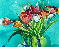 Tulips. Sold